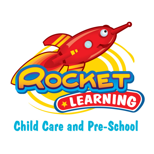 logo-design-sydney-rocket learning